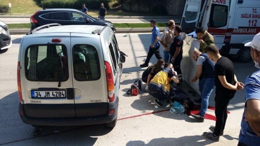 Bursa'da feci kaza: Devrilen aracının altında hayatını kaybetti