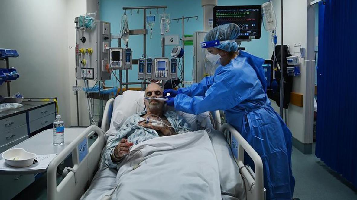 Delta varyantı Avustralya'yı ele geçirdi... Hastanelerdeki durum korkunç