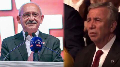 Kılıçdaroğlu'ndan Mansur Yavaş'ı duygulandıran konuşma