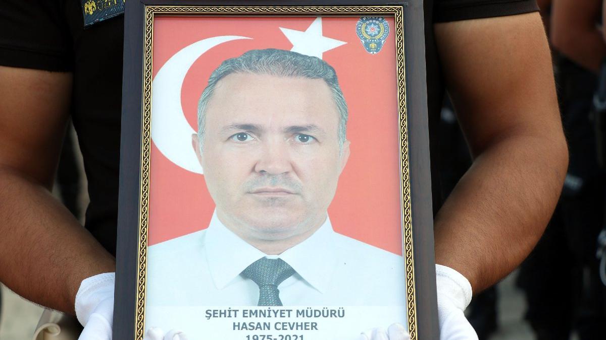 Emniyet Müdür Yardımcısı Cevher'i şehit eden polis tutuklandı