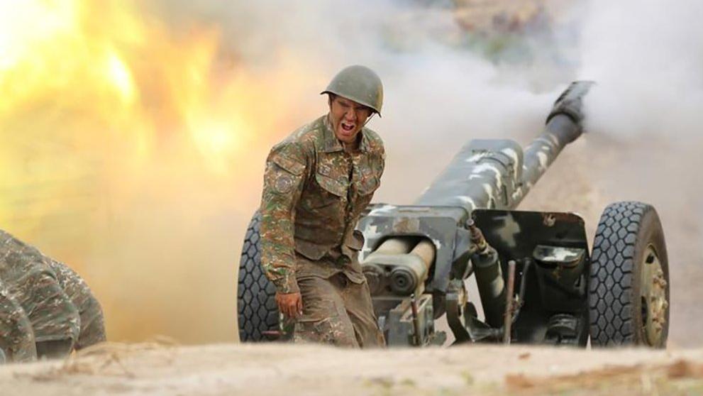 Ermenistan'dan ateşkes ihlali... Azerbaycan'dan anında karşılık