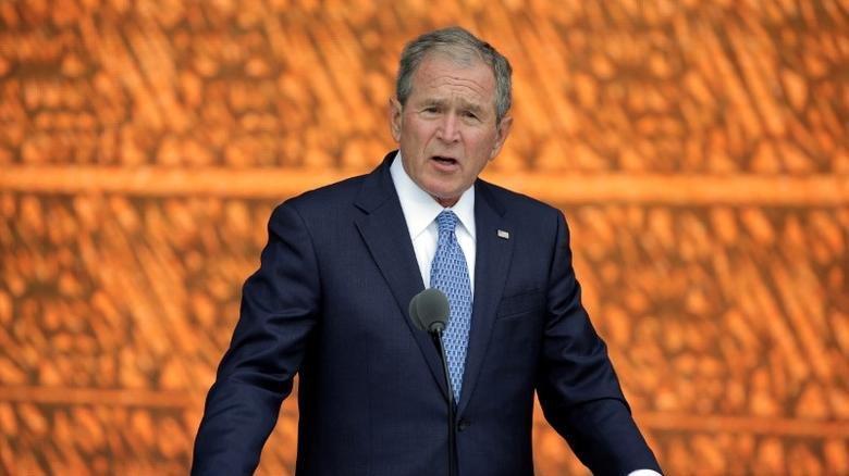 Eski ABD Başkanı Bush: Afganistan'dan çekilmek hata