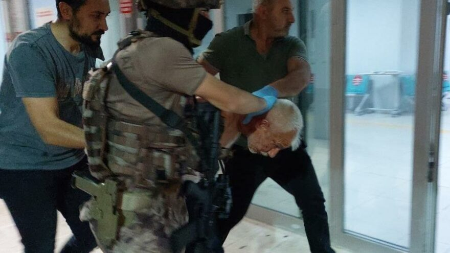 Tekirdağ'da bekçiyi şehit eden zanlı tutuklandı