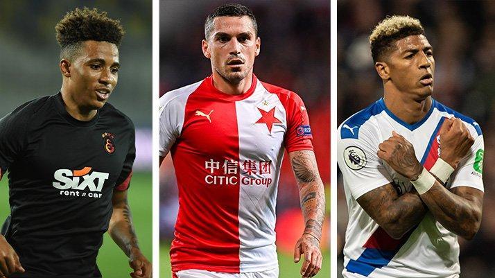 Galatasaray'da PSV maçı öncesi 3'lü transfer