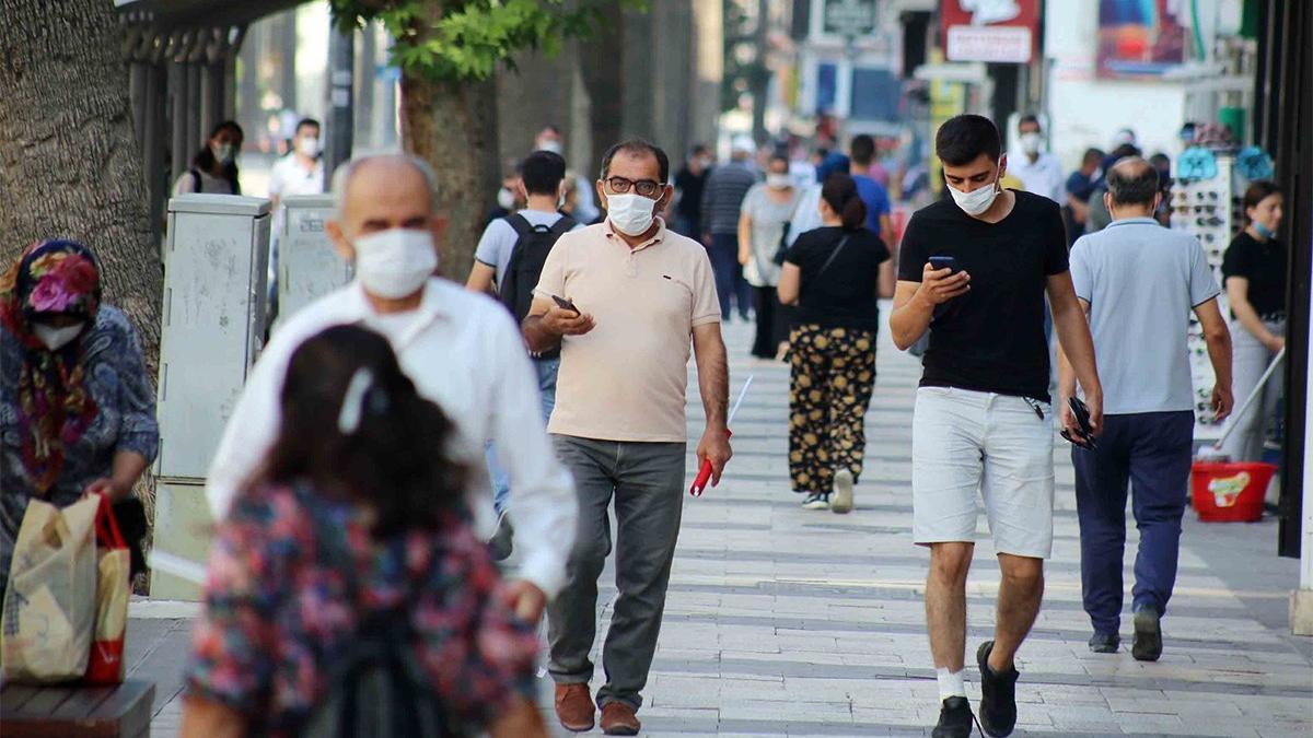 14 Temmuz corona virüsü tablosu açıklandı: Vaka sayısında korkutan artış