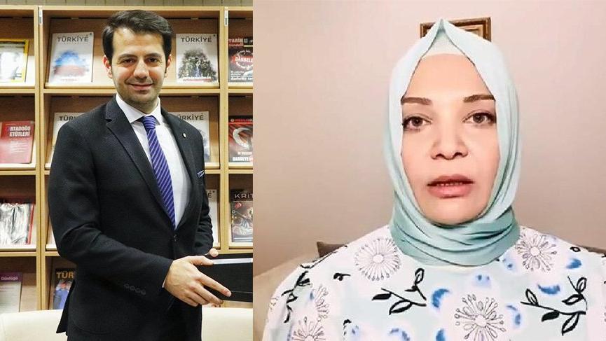 Bakan'ın oğlu ile Hilal Kaplan TRT yönetimine girdi!