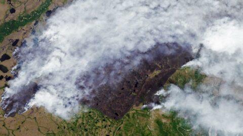 Rusya'da orman yangınları büyüyor: 8 bin personel müdahale ediyor