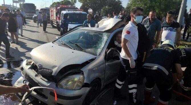 Afyonkarahisar'da zincirleme kaza: Ölü ve yaralılar var