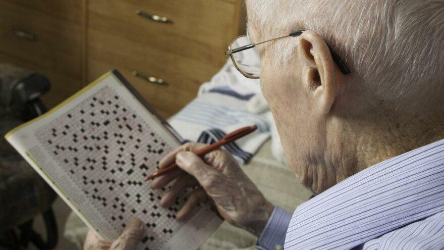 Bulmaca çözmek Alzheimer hastalığını beş yıl geciktiriyor