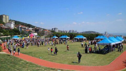 Kartal'da çocuklara özel mahalle etkinlikleri yaz boyu sürecek