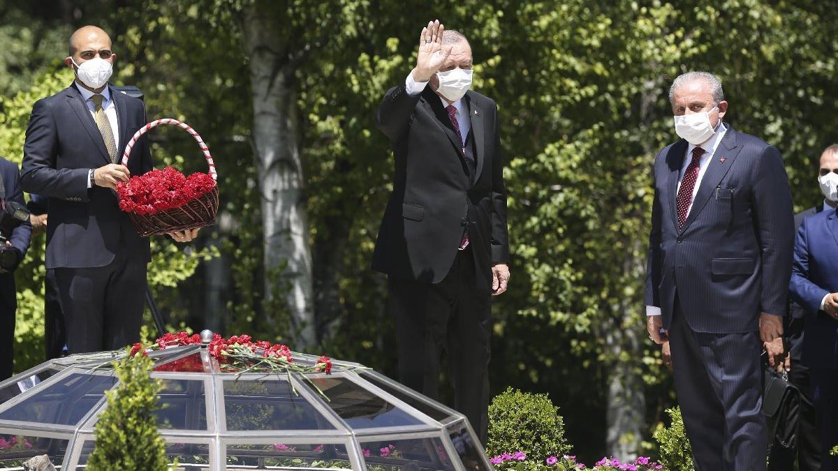 Erdoğan'dan 15 Temmuz mesajı