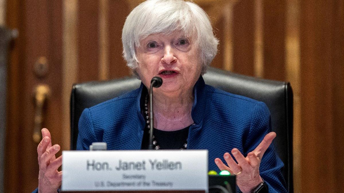 ABD Hazine Bakanı: Enflasyon birkaç ay daha yükselecek ama bu geçici bir durum