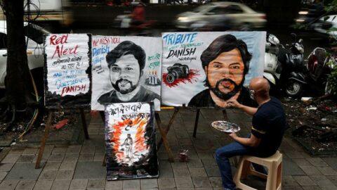 Reuters muhabiri Afganistan'da öldürüldü