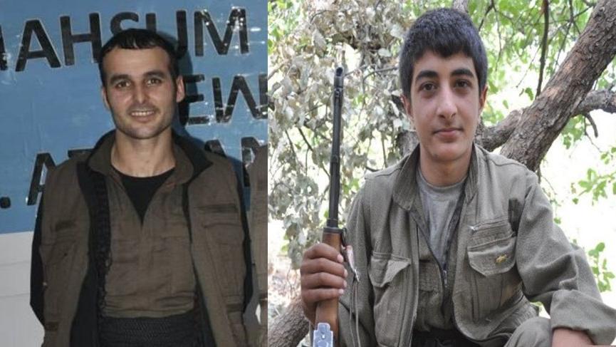 MİT, PKK'nın bombacılarını vurdu