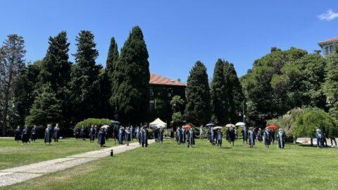 Boğaziçi eyleme devam ediyor: Artık Melih Bulu'nun olmadığı kampüsümüzden sesleniyoruz