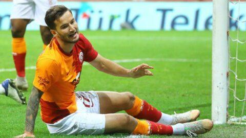 Galatasaray'da Oğulcan Çağlayan UEFA listesinde yok!