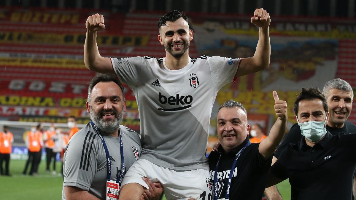 Beşiktaş ile iplerini koparan Ghezzal'dan Kartal'a ret Aslan'a evet