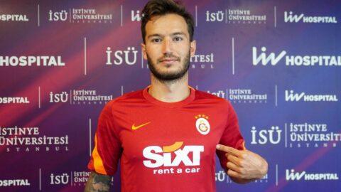 Galatasaray'dan Oğulcan Çağlayan'ın lisansını çıkartmayan TFF'ye sert cevap