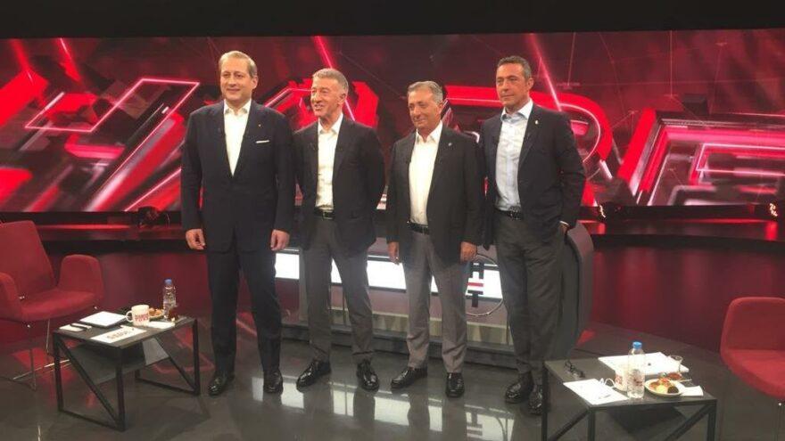 Burak Elmas: Galatasaray'da oynamak istemeyene talip olmayız