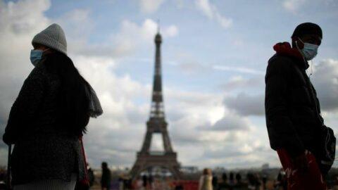 Fransa'da son 24 saatte 10 bin 908 yeni vaka