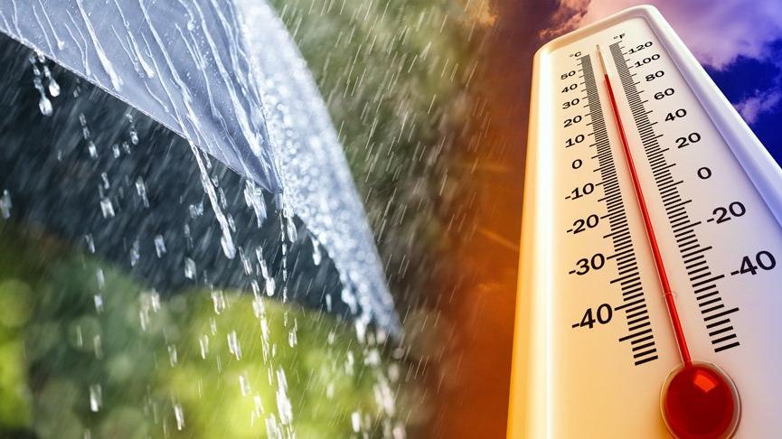 Meteoroloji'den iki uyarı birden: 5 ile dikkat