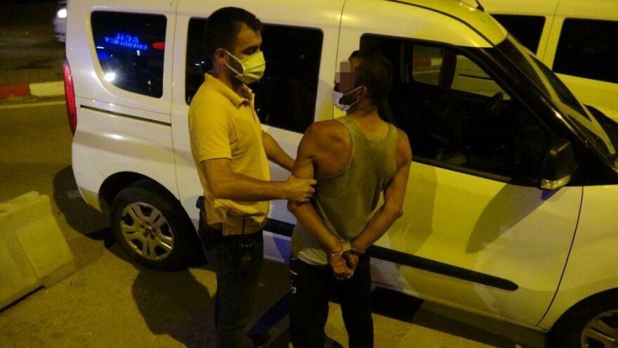 112 ambulans ekibi bıçaklı saldırıya uğradı