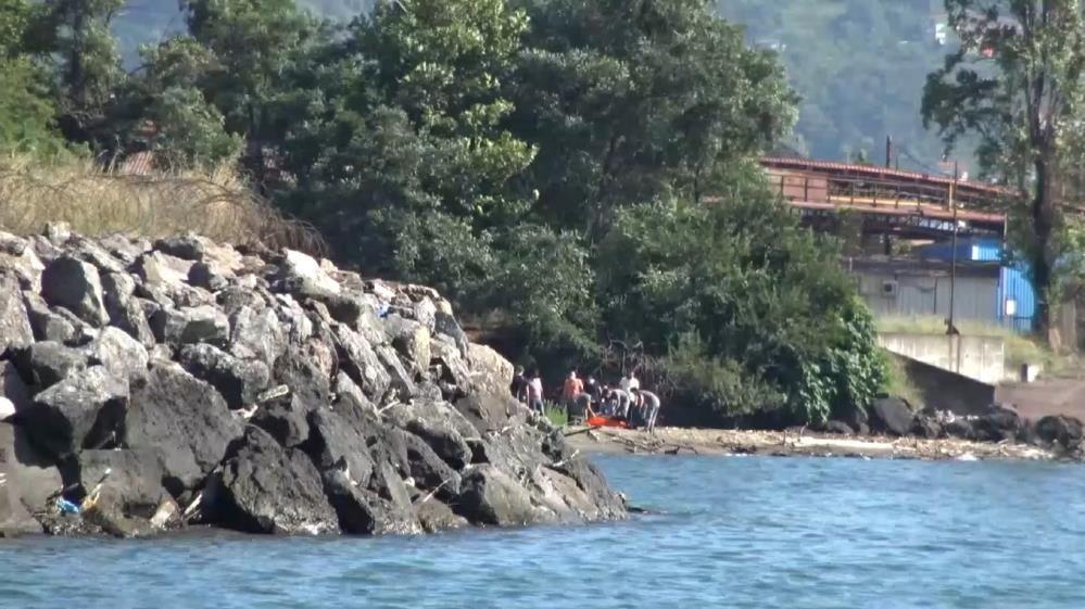 4 gündür kayıp olan adamın cesedi kıyıya vurdu