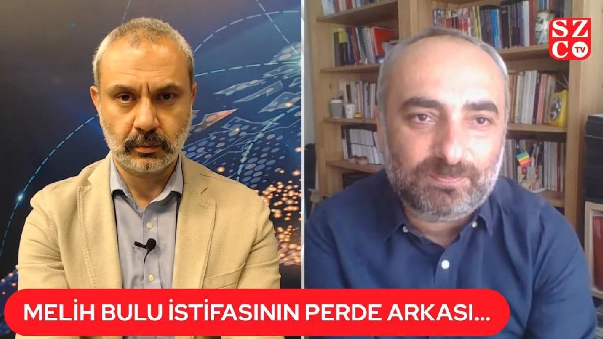 Melih Bulu, neden görevden alındı? İsmail Saymaz Sözcü TV'de açıkladı!
