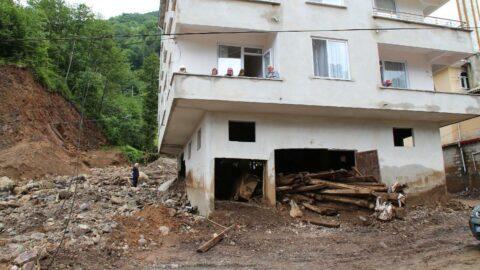 Doğu Karadeniz'de eğimli arazilerde yapılaşma tehlikesi