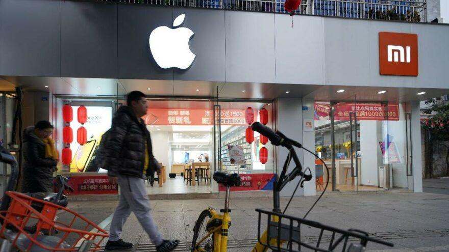 Akıllı telefon üreticisi Xiaomi, Apple'ı koltuğundan etti