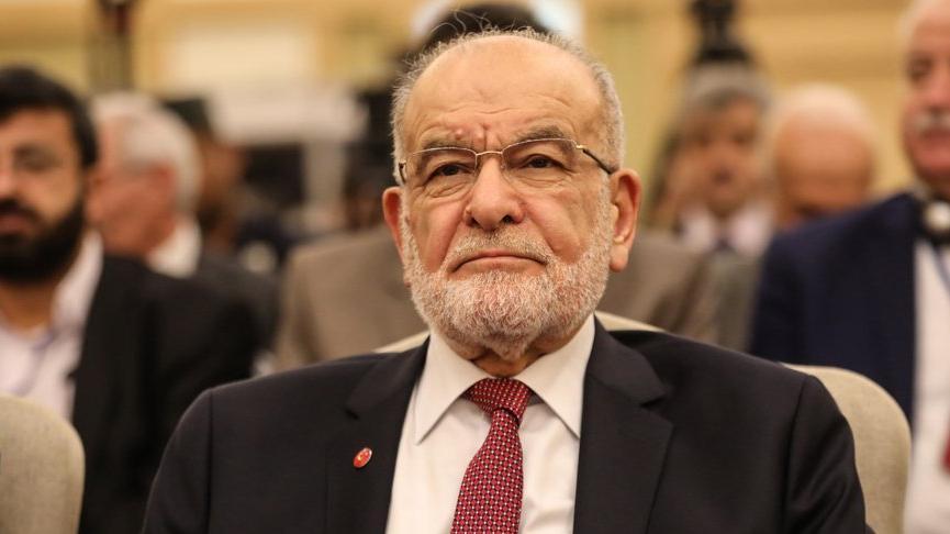 Saadet Partisi'nden Temel Karamollaoğlu'nun görevi bırakacağı iddiasıyla ilgili açıklama
