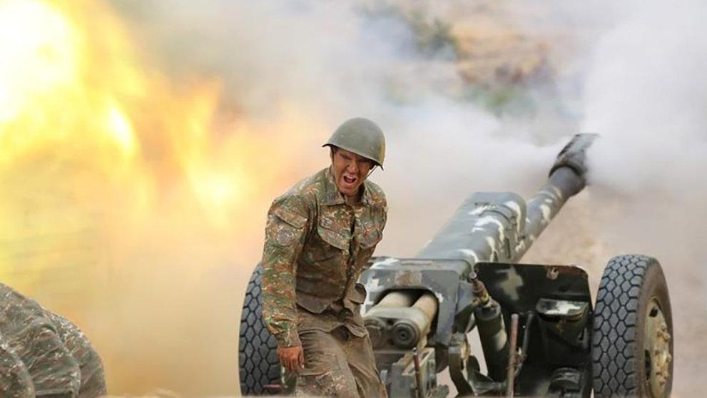 Ermenistan ateşkese uymuyor: Üç bölgeye ateş açtılar