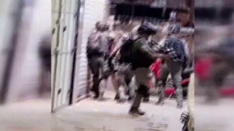İsrail güçleri, Kudüs'teki Bab al-Amud bölgesini kapattı