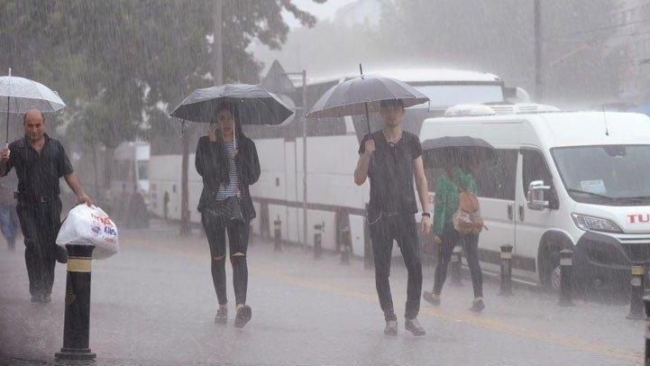 Kurban Bayramı'nda hava nasıl olacak? Sağanak yağış geliyor...