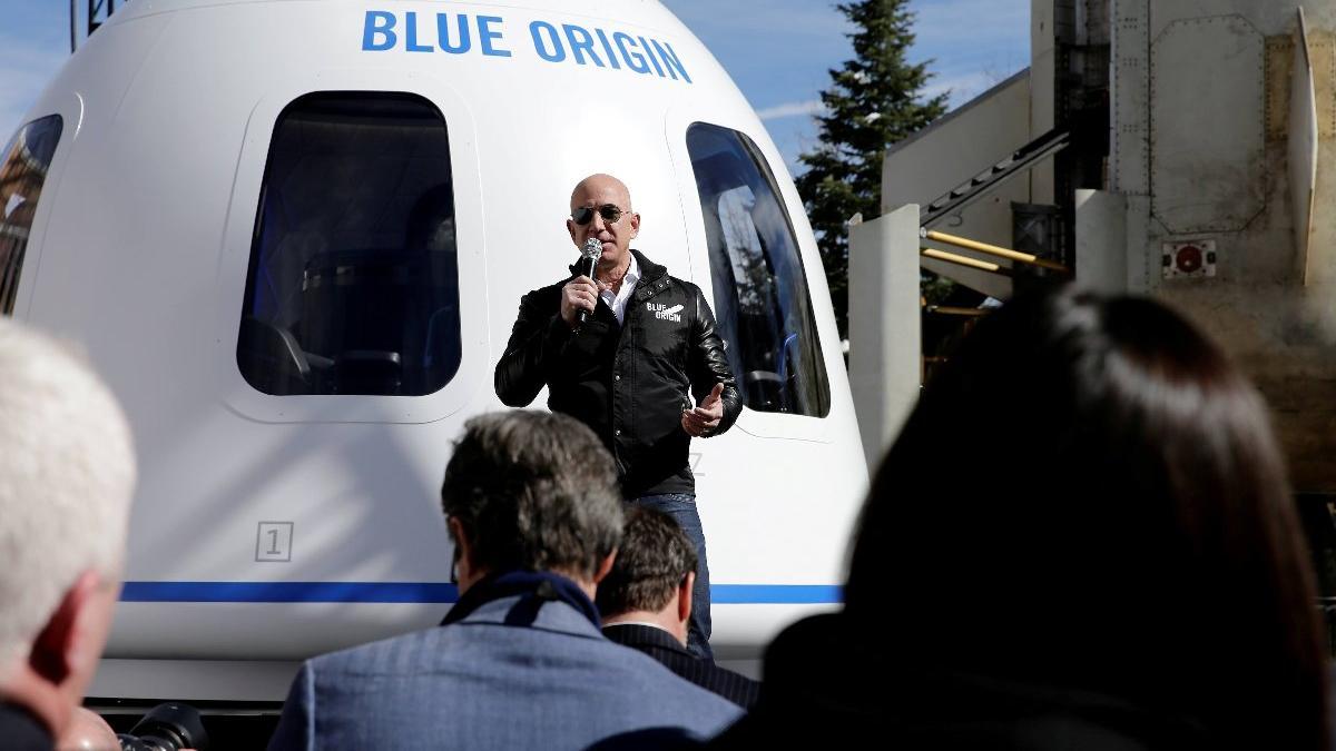 Jeff Bezos uzay uçuşundan başarısız olursa ne olacak? New Shepard'da güvenlik önlemleri artırıldı