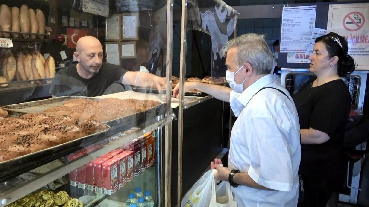 Samsun'da ekmek 2 TL oldu: Vatandaş tepkili