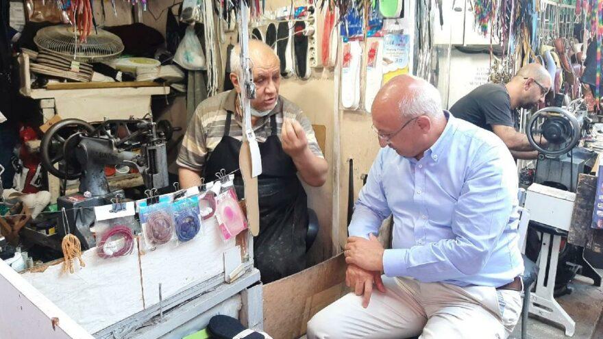CHP'li Çakırözer: Esnaf satamıyor, vatandaş alışveriş yapamıyor