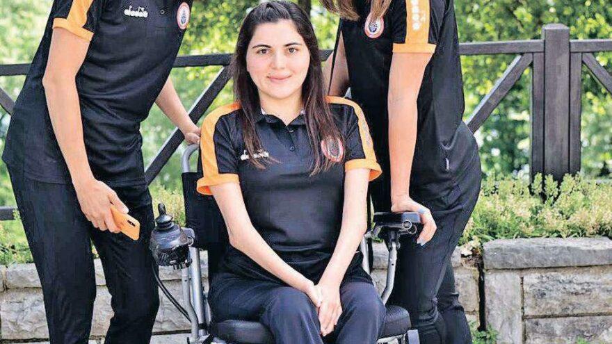 Engelleri yıkan kadın Elif İldem'in inanılmaz öyküsü