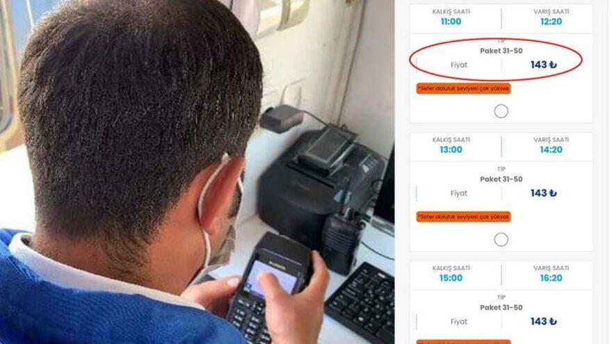 İYİ Parti'li Uz: GESTAŞ gişede 80 TL olan bileti online ortamda 140 TL'ye satıyor