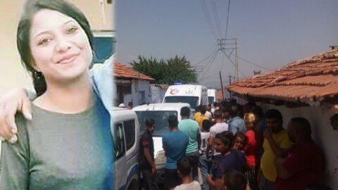 20 yaşındaki Gülcan kayınbaba kurbanı oldu
