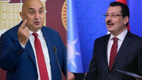 AKP'li Ali İhsan Yavuz ile CHP'li Özkoç arasında erken seçim tartışması