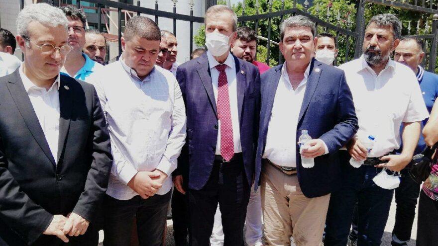 Serbest bırakılan CHP İlçe Başkanı: Nezaket demek suç oldu
