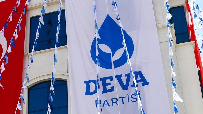 DEVA Partisi genel başkan yardımcısı istifa etti