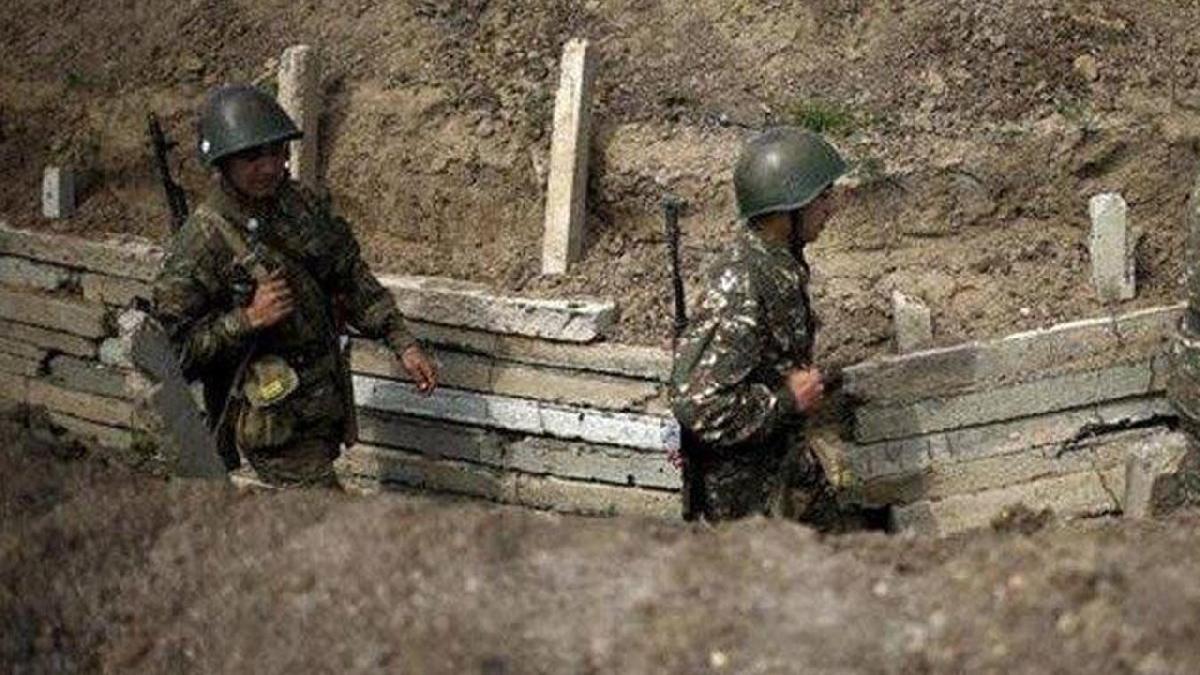 Ermenistan ile Azerbaycan arasında gerginlik
