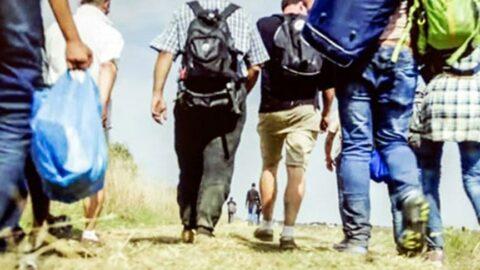 Valilik açıkladı: 1456 göçmen yakalandı