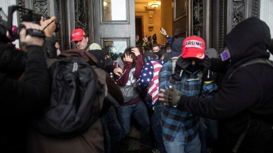 ABD'deki Kongre baskını davasında ilk hapis cezası