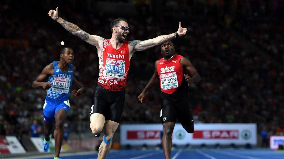 Milli atletler Tokyo'da madalya peşinde