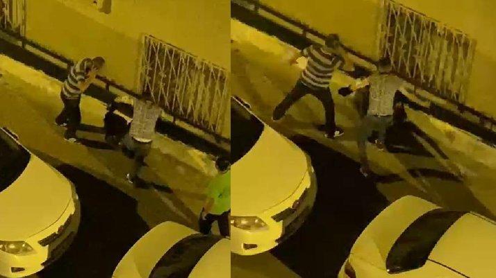İstanbul'da hırsızlık şüphelisine öldüresiye dayak