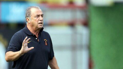 Fatih Terim'den transfer yorumu: 'Bugün askıya alırsak mutlu olacağım'