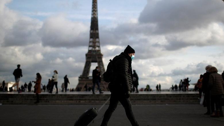 Fransa'da günlük vaka sayısı 20 bine dayandı